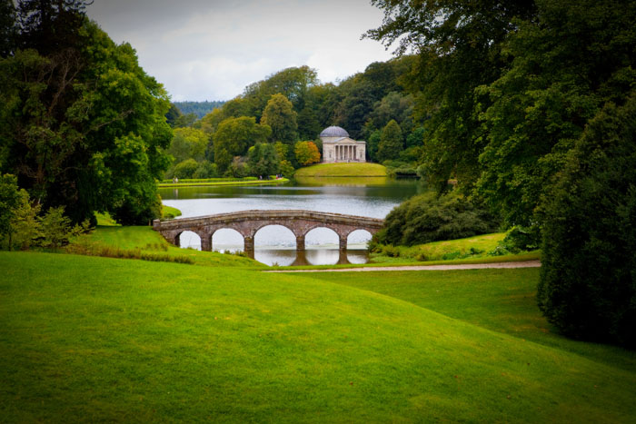 Stourhead Gardens wedding photography
